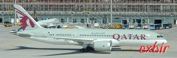 Kostenfrei Hotel Übernachtung mit Qatar Airways im Doha.  Foto: Christian Maskos