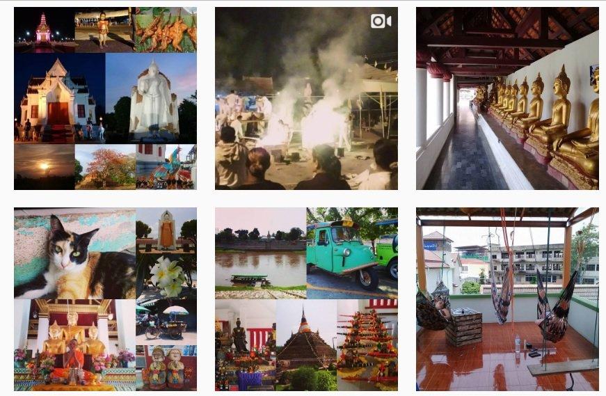 ChrissFlyer/The Exbir is now on Instagram.
