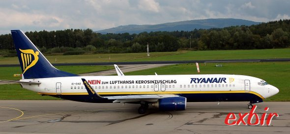 Am Ende einer großen Weltreise bringt einen Ryanair - die weltweit beliebteste Fluglinie - zurück nach Hause.  Foto: Christian Maskos