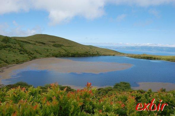 Ein absolutes Highlight: Die traumhaft schöne Insel Pico im Atlantik. Foto: Christian Maskos