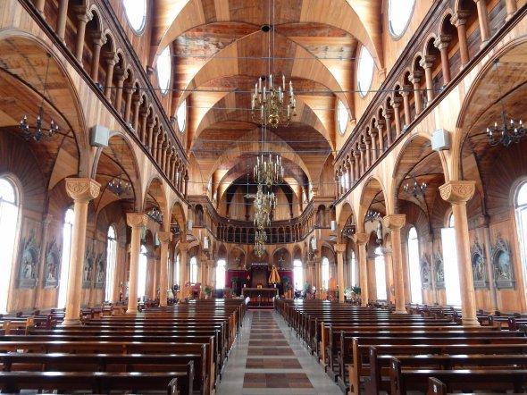 Paramaribo - St Peter & Paul Basilica.