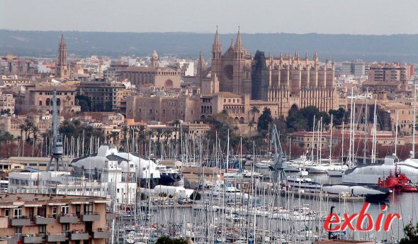Palma de Mallorca.  Foto: Christian Maskos