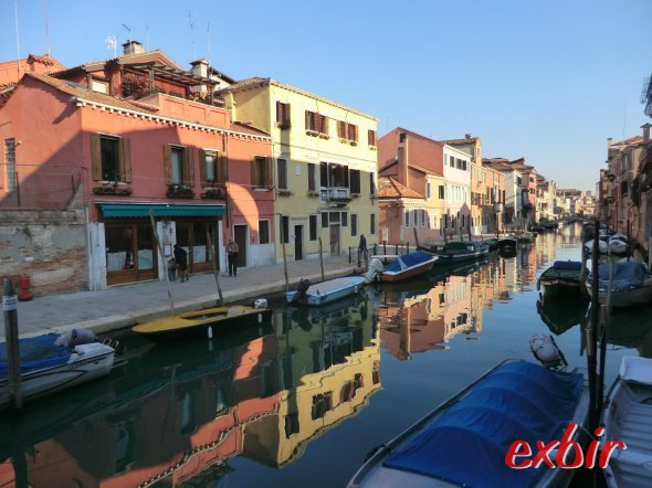 Venedig. Foto: Wolfgang Hesseler