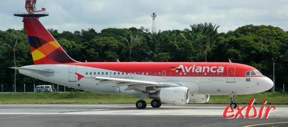 Auf Grund der großen Konkurrenz gibt es aktuell billige Inlandsflüge in Kolumbien. Unser Foto zeigt einen Airbus A 320 von Avianca.  Foto: Christian Maskos