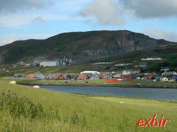 Galloway -die alte Hauptsatdt der Shettland Inseln. Foto: Christian Maskos