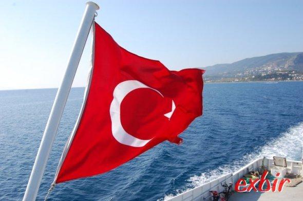 Flagge der Türkei Quelle: Christian Maskos