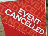 Cancelled? What? Why?