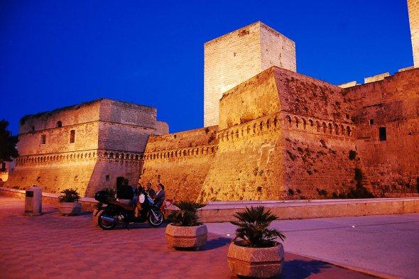 Castello Svevo, Bari Italien