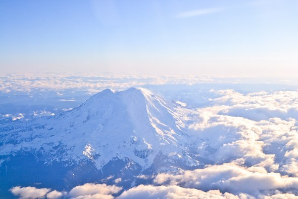 Mount Rainer, USA