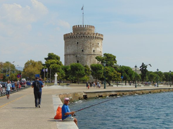 Thessaloniki. Foto: Christian Maskos