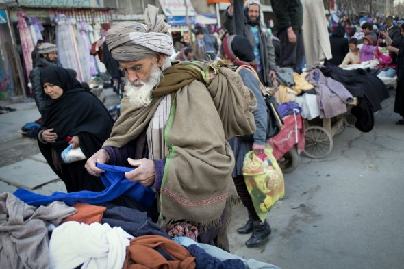 All day life at the market in Kabul Afghanistan. photo: Josh Cahill