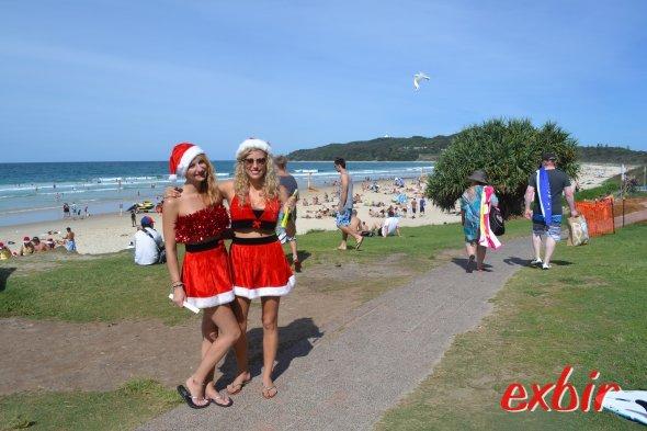 Frohe Weihnachten wünscht das Exbir-Team allen Lesern und Leserinnen.  Foto: Christian Maskos
