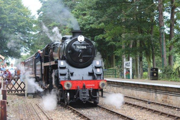 In England kann man noch billig Zug fahren