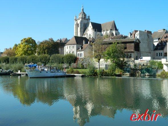 Auch Dole in Frankreich gibt es für faire 9,99€ pro Strecke.  Foto: Christian Maskos