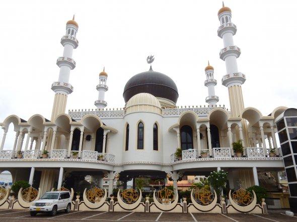 Paramaribo Moschee.