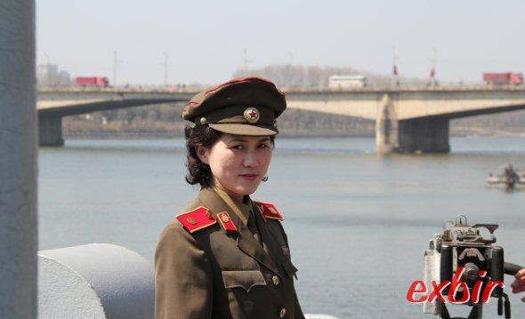 Nordkorea - Soldatin
