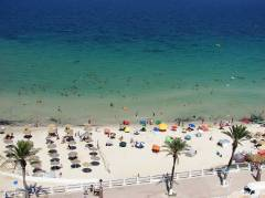 Strand in Monastir. Foto: Exbir Travel, C. Maskos title=