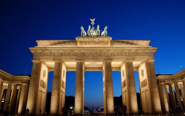 Brandenburger Tor. Urheber: lukelukeluke, creative commons