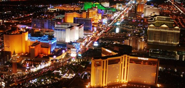 Las Vegas Strip, USA