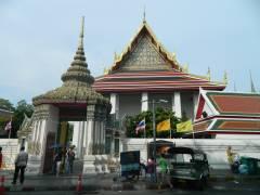 Impression aus Bangkok