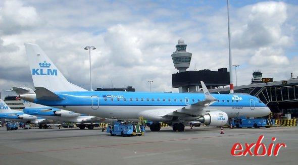 Jetzt mit KLM günstig auf die Langstrecke.  Foto: Christian Maskos