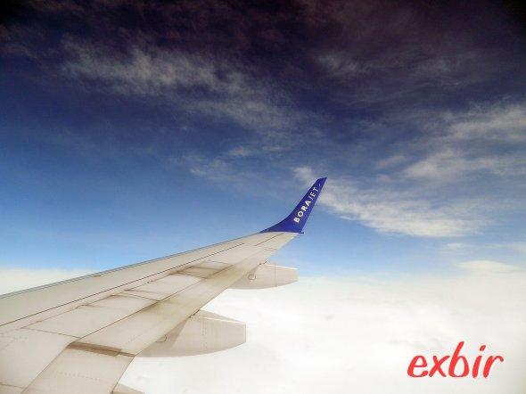 BoraJet fliegt jetzt auch nach Deutschland.  Foto: Christian Maskos