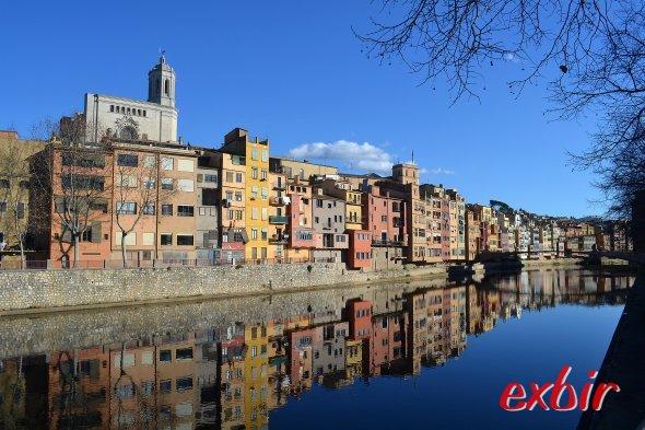 Die Altstadt von BArcelona-Girona. Foto: Christian Maskos