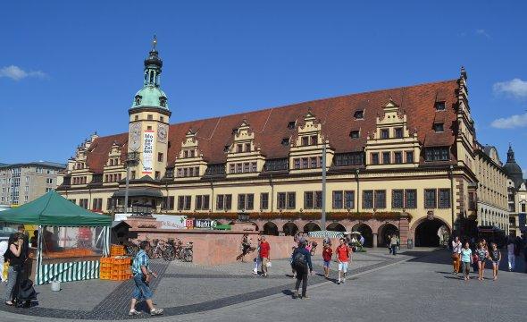 Impressionen aus Leipzig