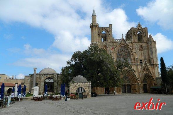 Früher Kathedrale jetzt Moschee.  Foto: Christian Maskos