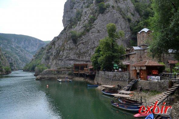 Malerisches Mazedonien. Foto: Christian Maskos