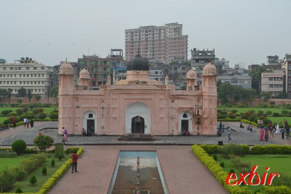 Dhaka in Bangladesch.