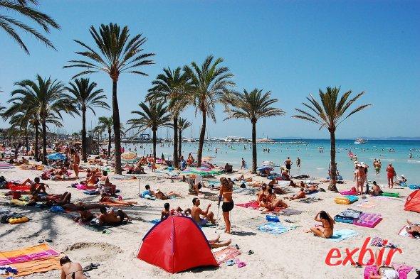 Jetzt ab 59€ oneway mit der AUA von Wien nach Palma de Mallorca jetten.  Foto: Christian Maskos