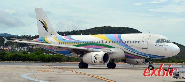 Auch bei Bangkok Airways spart ihr 20% der Meilen.  Foto: Christian Maskos