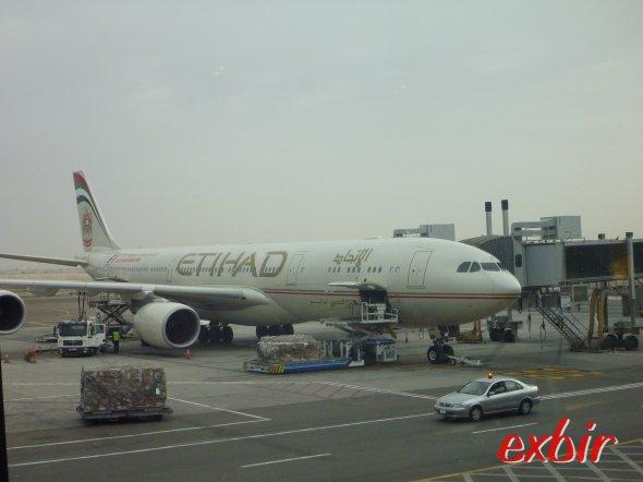 Die arabische Airline Etihad bietet regelmäßig günstige Flüge nach Australien - oft als Gabelflüge.