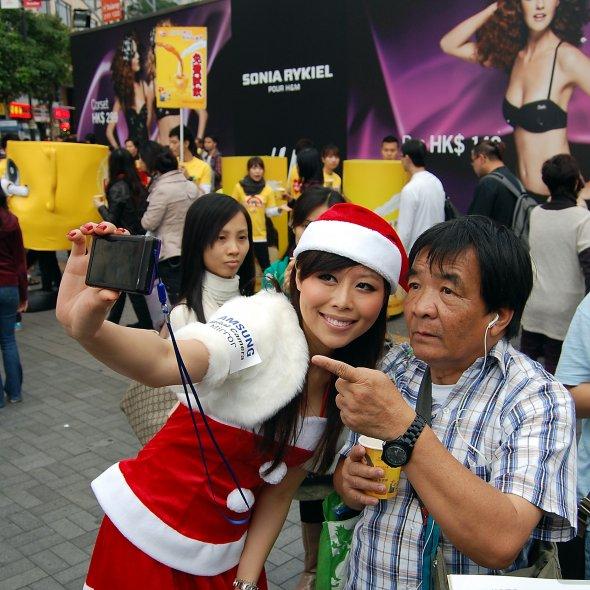 Weihnachten in Hong Kong ©Exbir, Christian Maskos,