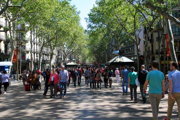 Barcelona ist Startpunkt der Kreuzfahrt. Hier lohnt sich auch ein 1-2 tägiger Voraufenthalt vor der Cruise einzuplanen.