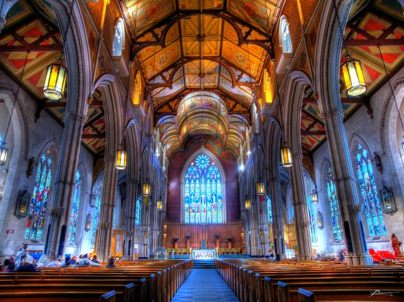 St Michaels Cathedral in Toronto, Kanada