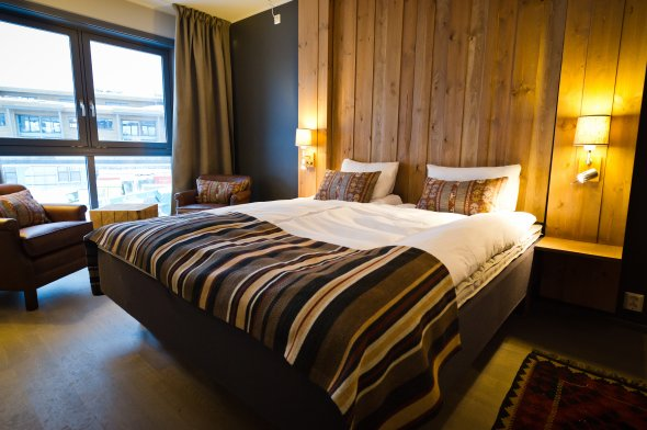 Radisson Blu Mountain Resort & Residences in Trysil, Norwegen