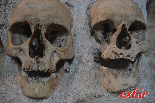 Der Skull-Tower (Totenkopfturm)  von Nis.  Foto: Christian Maskos