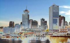 Skyline von Vancouver. Foto: Christian Maskos
