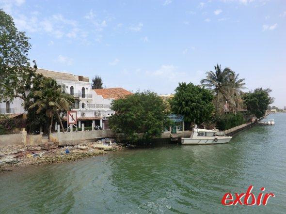Saint-Louis im Senegal. Foto: Wolfgang Hesseler