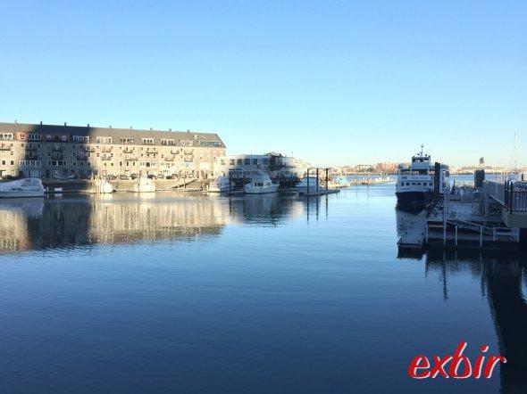 Boston Harbour. Foto: Martin Maeusezahl
