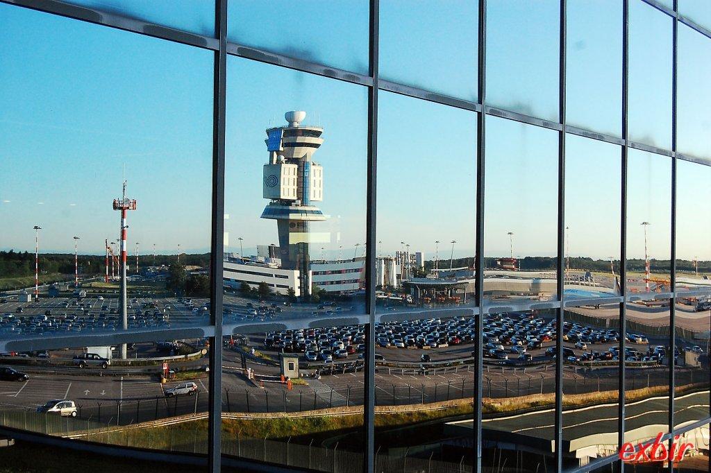 Flughafen Mailand-Malpensa.  Foto: Christian Maskos