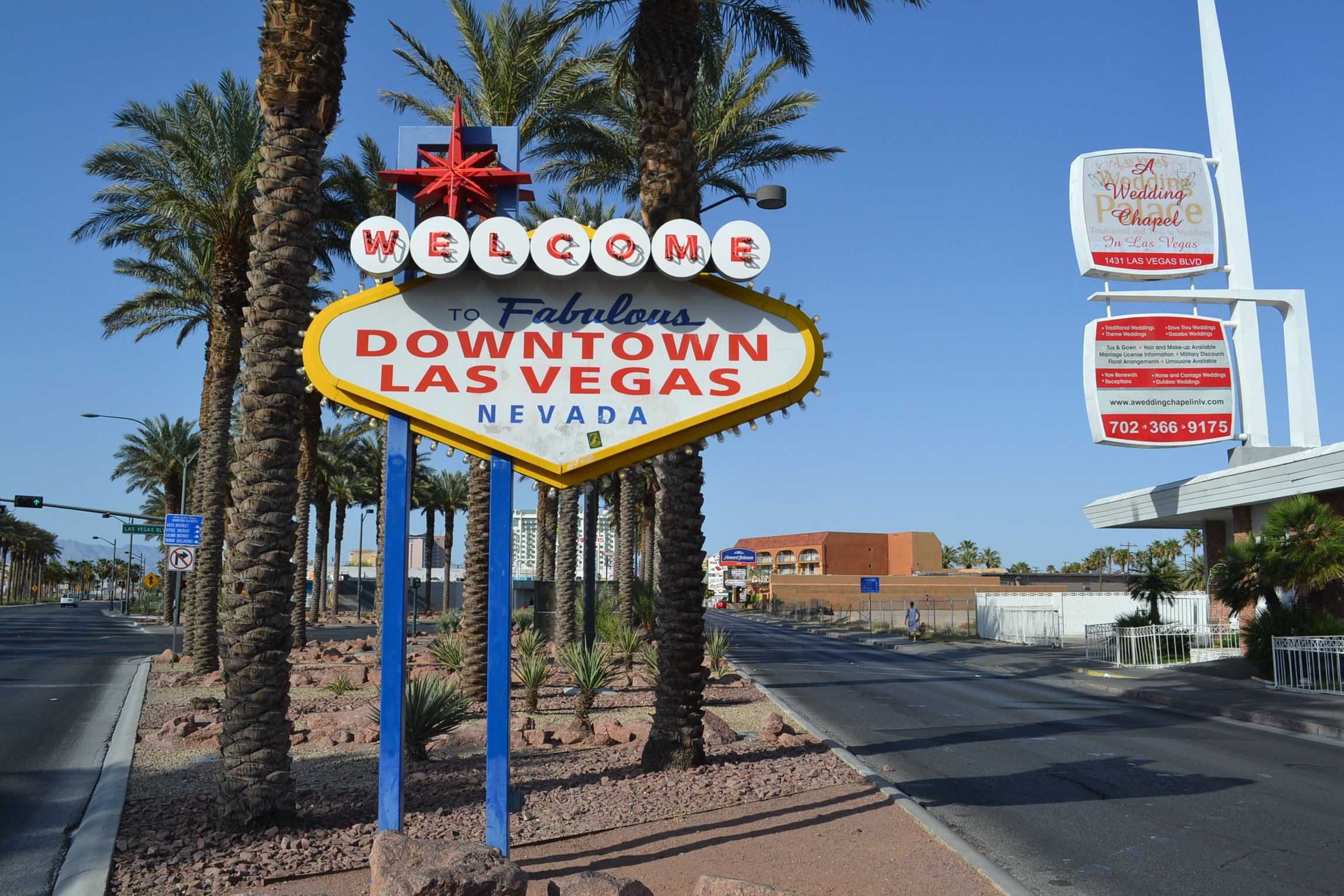 Las Vegas Downtown, Foto: Christian Maskos