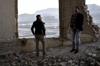 In den Ruinen von Kabul, Afghanistan. Foto: Josh Cahill, Gotravelyourway.com