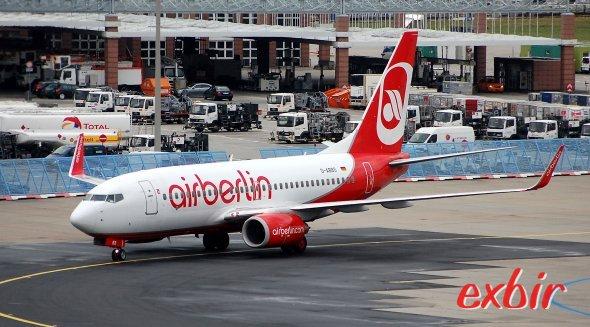Welche Rolle spielt Air Berlin künftig neben Etihad Regional?   Foto: Christian Maskos