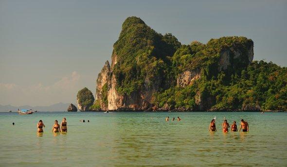 Thailand     Phuket     Phang Nga     Phi Phi
