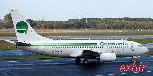 Germania fliegt von Dortmund nonstop nach Zonguldak.  Foto: Christian Maskos
