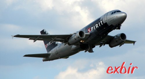 Extrem Billige Weltreise:  Mit Billigfliegern wie Spirit Airlines ohne Round the World Ticket die Welt umrunden.  Foto: Christian Maskos