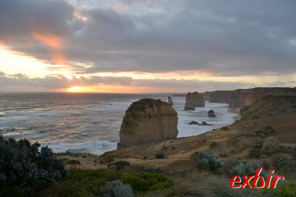 Landschaft an der Great Ocean Road. Foto: Christian Maskos